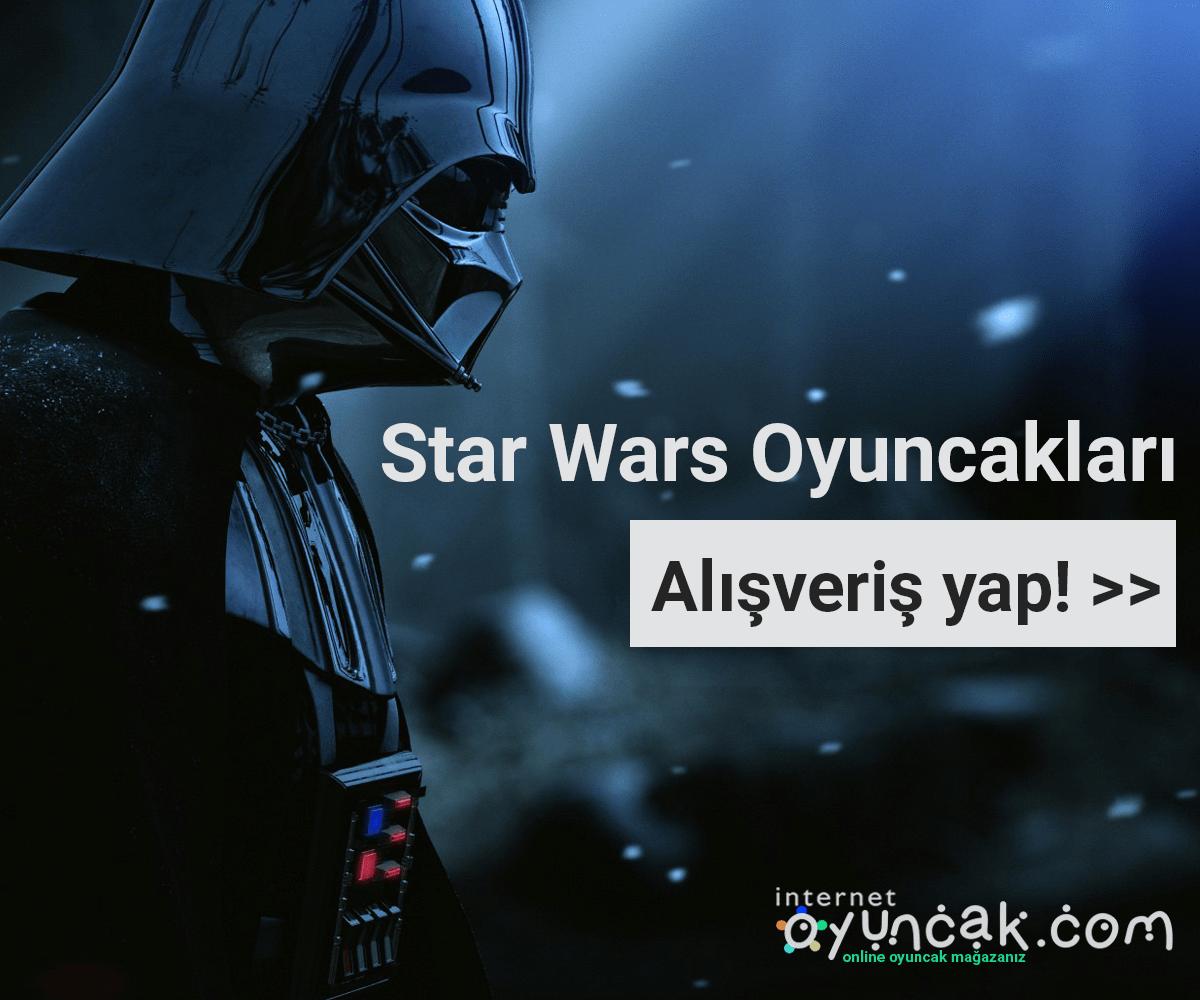 star wars oyuncakları satın al