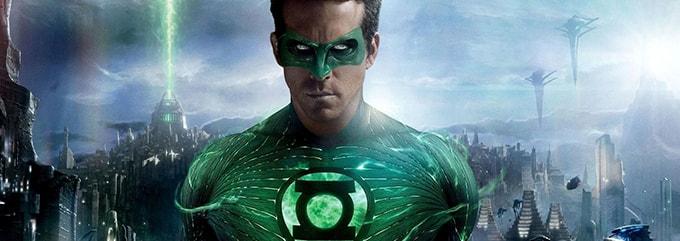 Green Lantern oyuncakları satın al