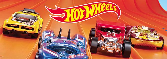 Hot Wheels oyuncakları satın al