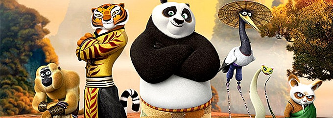 Kung fu panda oyuncakları satın al