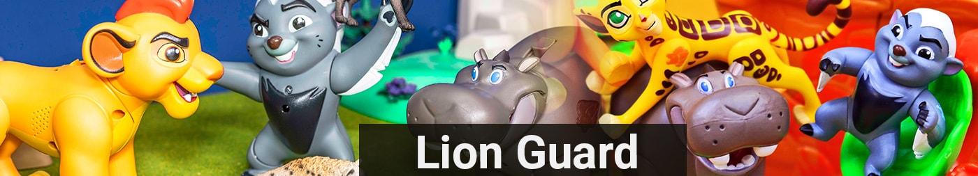 Lion Guard Aslan koruyucuları oyuncakları satın al