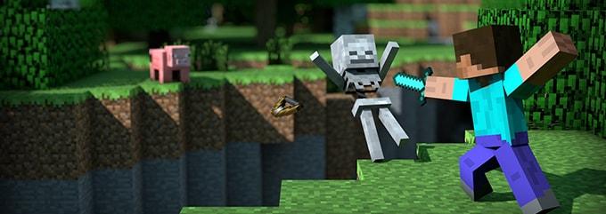 minecraft oyuncakları satın al internet oyuncak