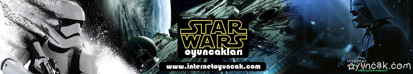 Star Wars Oyuncakları en uygun fiyatlarla internet oyuncak'ta