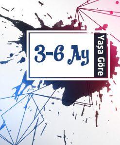 3-6 Ay
